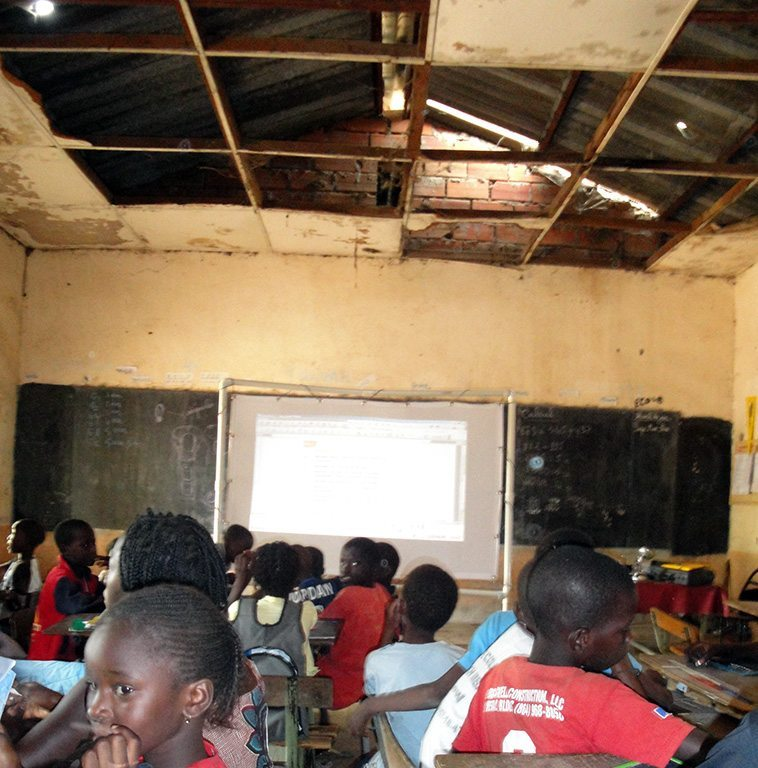 Classrooms CyberSmart Africa reaches